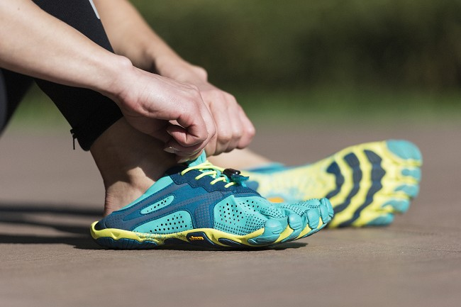FiveFingers V-Run Teal