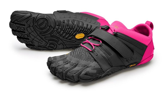 FiveFingers V-Train 2.0 Sort Pink dame