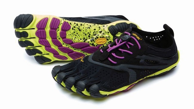 FiveFingers V-Run Sort Dame