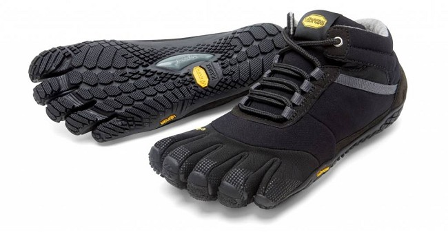 FiveFingers Trek Ascent Insulated Sort